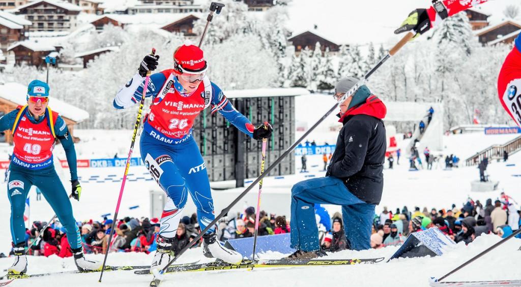 Bojovný výkon vynesl Evě Puskarčíkové účast v závodě s hromadným startem