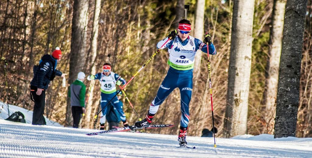 Pátý Lukáš Kristejn dosáhl na trati vytrvalostního závodu v Arberu třetího nejlepšího běžeckého i střeleckého času! Za ním s číslem 45 Milan Žemlička, v cíli na 21. místě