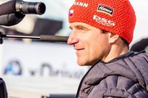 Trenér žen Zdeněk Vítek. Foto: Český biatlon, Petr Slavík
